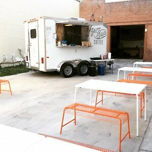 Cargo Craft Dual Axle Concession Trailer Food Truck