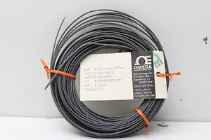 Omega Thermocouple Extension Wire Exff b 26s 100