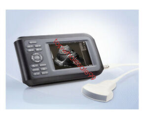 5 5 handheld Ultrasound Scanner Diagnostic Machine Human With Convex Probe