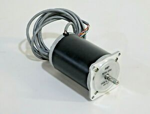 1 Used Parker Amp 5034 233 Stepper Motor For Compumotor 16217