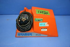 1 Used Eraser Rt2s Magnet Wire Stripper 16930