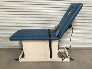Hill Examination Table Medical Motorized Adjustable Bed Automatic Hospital 93288