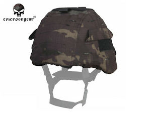 Emerson Helmet Cover for MICH 2000 ACH Helmet Cover Tactical Airsoft Hunting