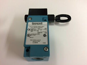 Honeywell Limit Switch Clsb4b Single Head Cable Pull 1 2 Npt 1no nc Momentary