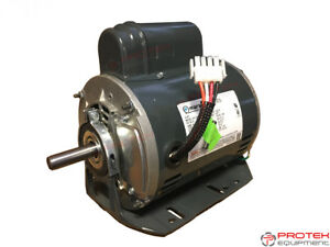 Electric Motor For Coats Rim Clamp Tire Changer 8184691 115v 7060ex 5060ex 70 eh
