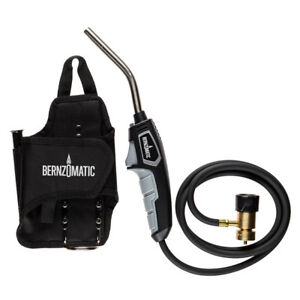 Bernzomatic Bz8250ht Trigger start Hose Torch Handheld Head New Free Shipping