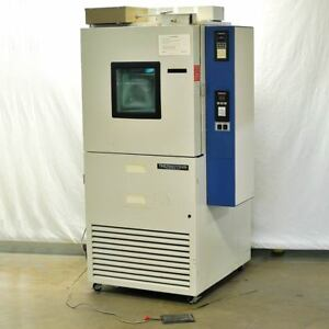 Thermotron S 8c 190 55 c Environmental Chamber 8 Cu ft Stainless Interior