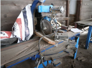 Price Reduced Used Speedcut Radial Arm Saw