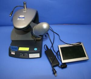 1 Used Sony Techno Look Tw tl1s Video Microscope 16320