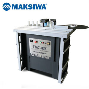 Maksiwa Cbc me Cabinet Edgebander W extension Table 1 Phase Black Edition