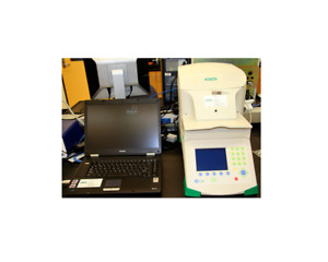 Bio rad Myiq Color Real Time Rt Pcr Detection Icycler Thermal Cycler W Pc