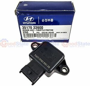 Genuine Land Rover Discovery Series 2 1998 2004 Throttle Position Sensor Tps
