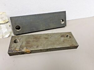 Oem Caterpillar 6g 5404 Plate Lot Of 2 New Old Stock