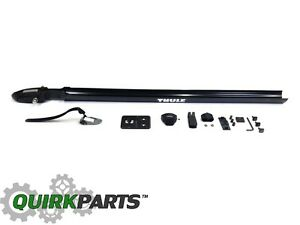 07 17 Jeep Dodge Chrysler Thule Bicycle Carrier Fork Mount Genuine Oem New