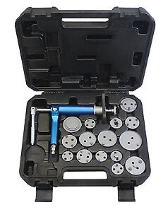 Mastercool 43050 Pneumatic Brake Caliper Wind Back Tool Kit