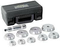 Otc 4507 10 Piece Bearing Race Seal Driver Set