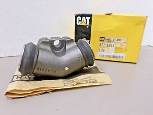 Caterpillar 077 6890 Wheel Cylinder Or 415 0953 New Old Stock
