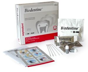 2 X Biodentine Bioactive Dentin Substitute By Septodont