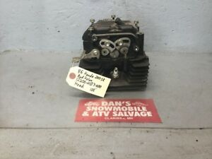 Head Engine  # 12200-HB3-000  Honda 1986 ATV 200 SX Bad Valve