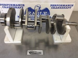Eagle Forged Steel 428137505950 4 6 Modular Ford 5 0l 3 750 Stroker Crankshaft