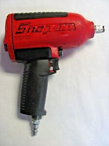 Snap On 1 2 Super Heavy Duty Air Impact Wrench Mg725