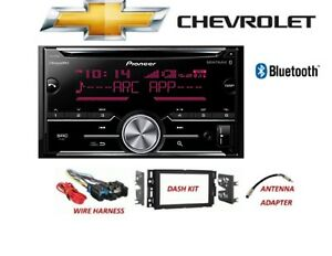 2006 2015 Chevy Silverado Tahoe Bluetooth Sirius Xm Ready Car Stereo