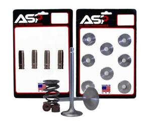 Valves Retainers Valve Guides Springs And Seals Kit For Toyota 2tc 3tc