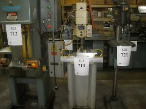 Cadillac Stamping Marking Machine Model 52