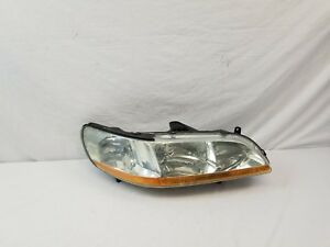 1998 1999 2000 2001 2002 Honda Accord Headlight Oem Rh Right Passenger Side U