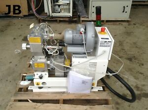 Piovan Rn166 Plastic Granulator Sprues Granulator For Injection Moulding