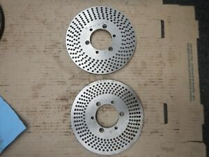Index Plates For A Dividing Head Double Sided