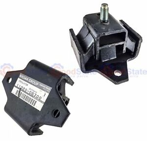 Genuine Nissan Safari Y61 Tb 45 48 Td42 Rd28 Zd30 Gearbox Transmission Mount Set