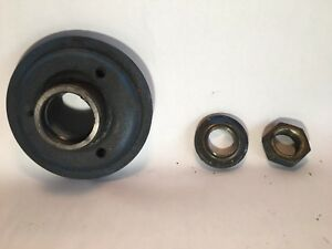 Satoh Beaver S370d Main Pulley nut and Collar