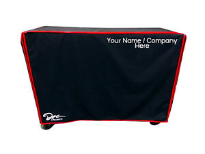 New Custom Tool Box Cover By Dmarrco Fits Any Snap on 72in 22 Drawers Roll Cap