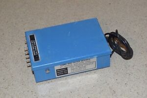 Gamma High Voltage Research Hv Power Supply Model Pmt2 3n dc ee