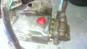 Cat Pump 7 Frame 51 3000psi 4 8gpm Washer Carwash Power Pressure Gear Drive