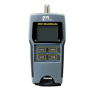 Ideal 33 856 Vdv Multimedia Cable Tester