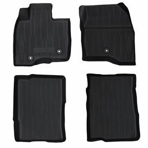 Oem New Front Rear All Weather Floor Mats Black 17 18 Explorer Hb5z7813300ba
