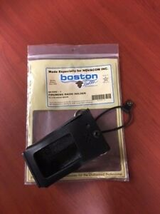 Boston Leather 5615rc 1 Radio Holder Kenwood Nx320