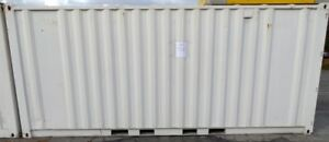 20ft Shipping Container With Electricity Sea Cargo Storage Bulk Container
