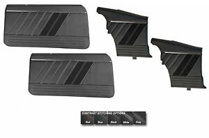 Sport R Door Quarter Panel Set For 1968 Camaro By Tmi Made In The Usa