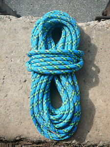 Sterling 24 Strand Arborist Rope Tree Line Climbing Line 7 16 X 72 Scion Blue