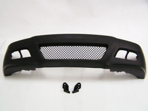 Bmw E46 M3 Style Front Bumper Coupe Convert W Oem Fog Covers W O Fog Lamp 00 06