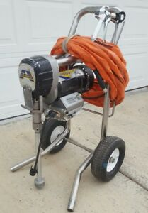 Graco Airlessco Lp540 Electric Airless Paint Sprayer