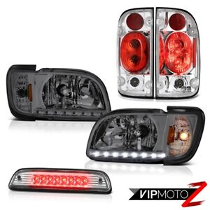 01 02 03 04 Toyota Tacoma 4wd 3rd Brake Lamp Tail Lamps Headlights Bumper Led