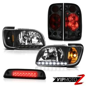 2001 2004 Toyota Tacoma S Runner Third Brake Light Rear Lights Headlamps Bumper