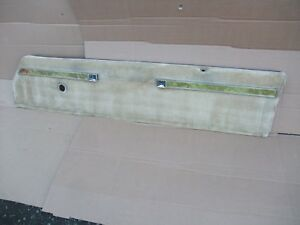 1985 1986 1987 Buick Regal Monte Carlo Cutlass Door Panel G Body Urh Oem Tan