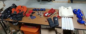 Cmc Rescue System pac Orange With Riggers Harness And Loaded With Cmc Gear