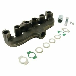 Intake Exhaust For Manifold Allis Chalmers D17 Wc Wd Wd45 70226350