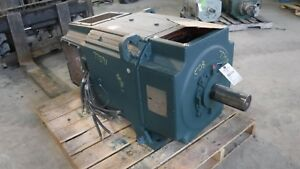 500 Hp Dc Reliance Electric Motor 1750 Rpm B508atz Frame Dpfv 500 V